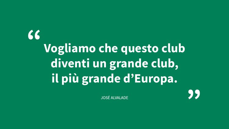 pensiero di José Alvalade