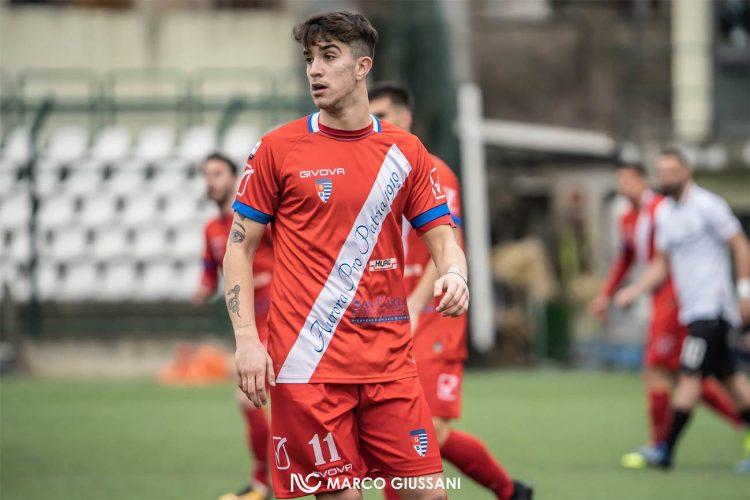 Seconda maglia Pro Patria 2020-21 rossa
