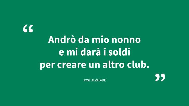 promessa di José Alvalade
