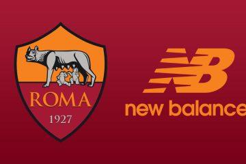 New Balance sponsor tecnico Roma