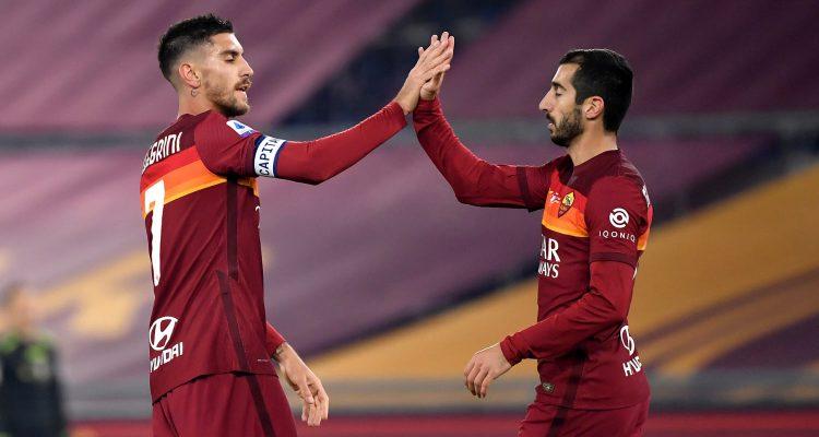 Pellegrini gol Roma