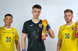 Le maglie della Romania 2021 Joma