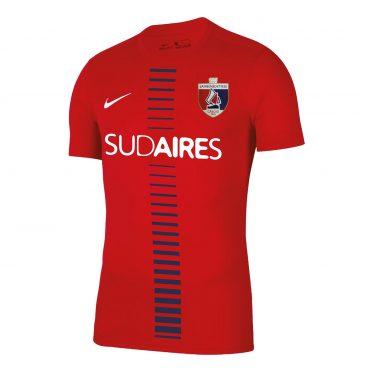 Terza maglia Samb rossa 2020-2021