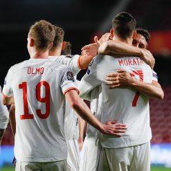 Font Spagna Euro 2021
