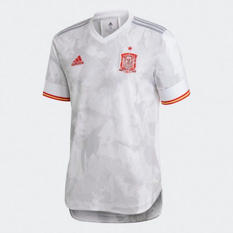 Seconda maglia Spagna 2021