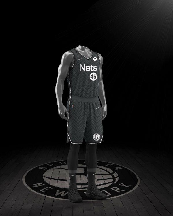 Brooklyn Nets Earned 2021 maglia