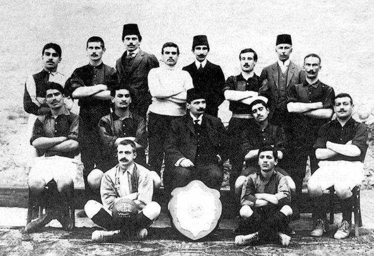 Galatasaray 1908