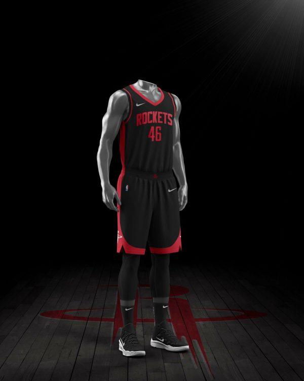 Houston Rockets Earned 2021 NBA