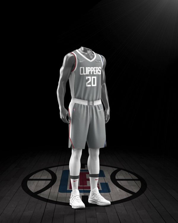 LA Clippers Earned 2021 NBA