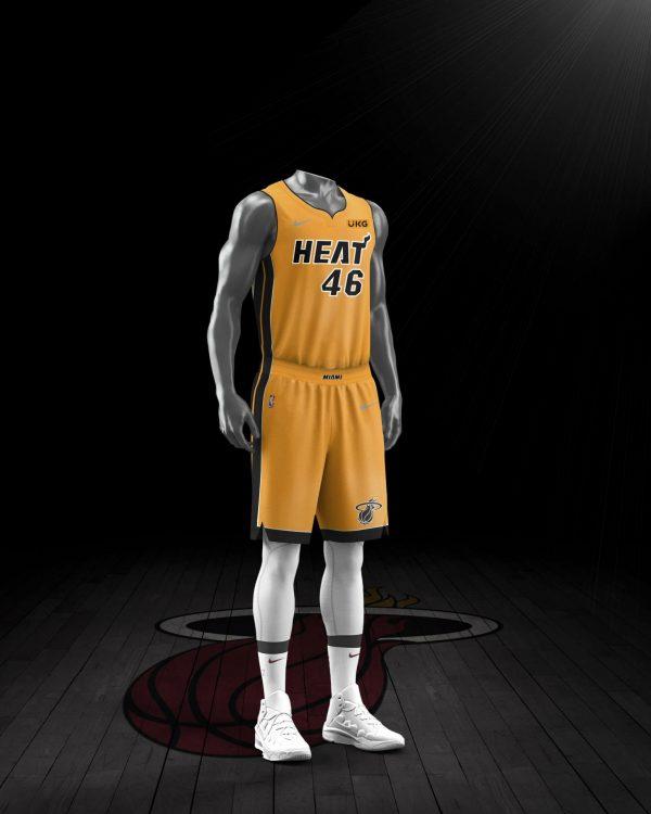 Miami Heat Earned Jersey 2021