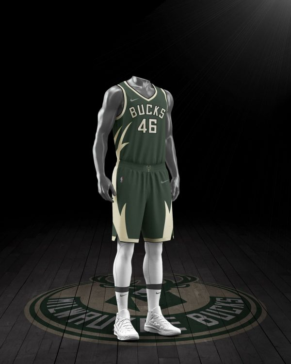 Milwaukee Bucks Earned Jersey 2021