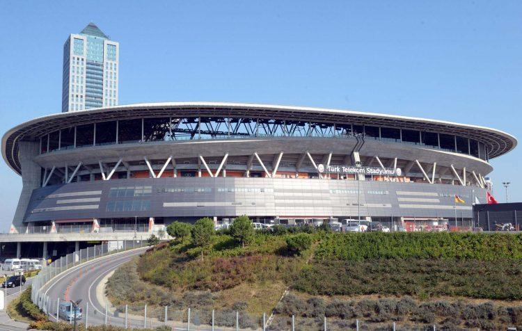 Türk Telekom Arena esterno