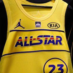 Maglia LeBron James All-Star Game 2021