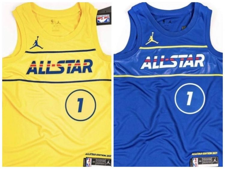 Canotte All Star Game 2021 NBA