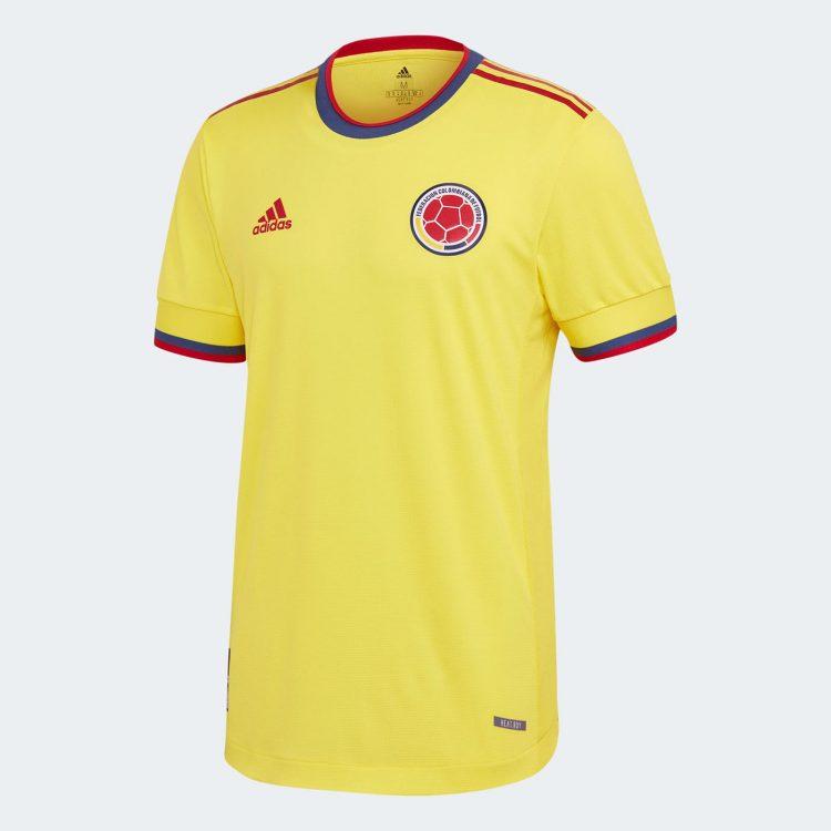 Maglia Colombia 2021 Coppa America