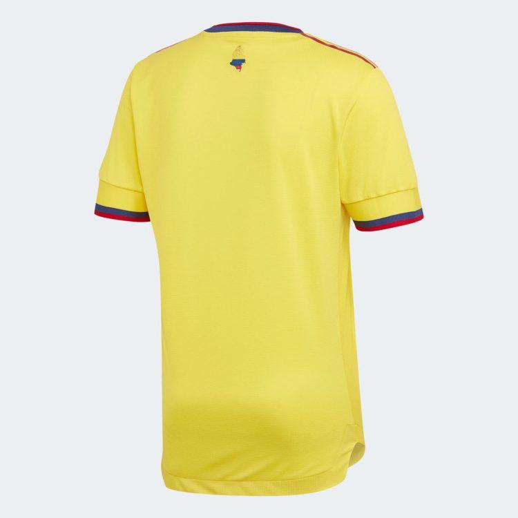 Maglia Colombia 2021 Coppa America retro