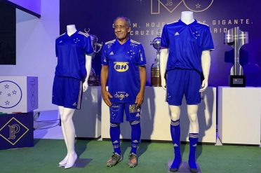 Divisa Cruzeiro 2021 Adidas