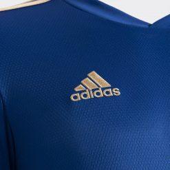 Logo Adidas dorato Cruzeiro