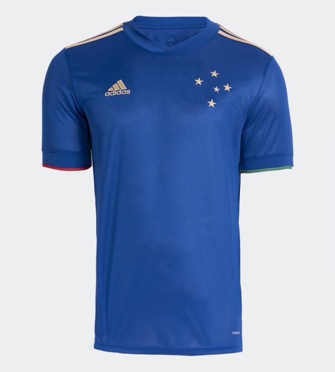 Maglia Cruzeiro 2021 Adidas