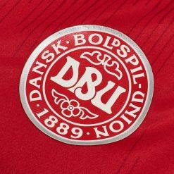 Stemma DBU maglia Danimarca