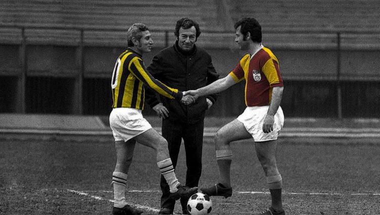 Derby Fenerbahce-Galatasaray anni 60