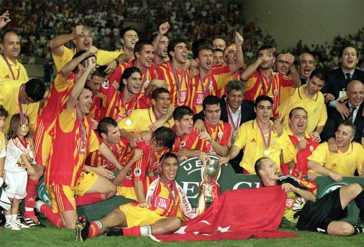 Galatasaray Supercoppa Europea 2000