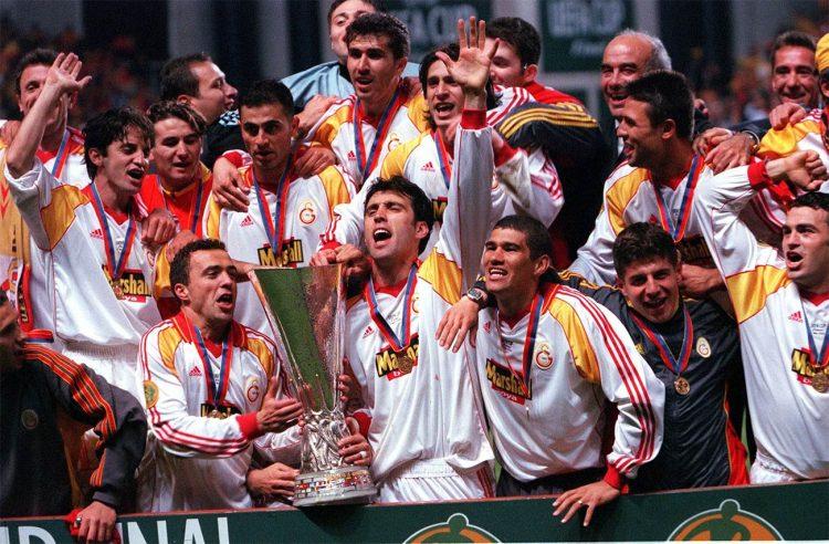 Vittoria Galatasaray Coppa Uefa 2000