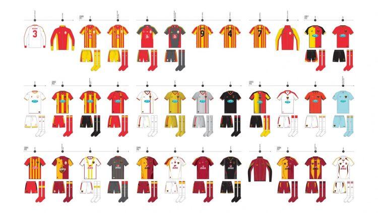 Divisa Galatasaray 2000-2007