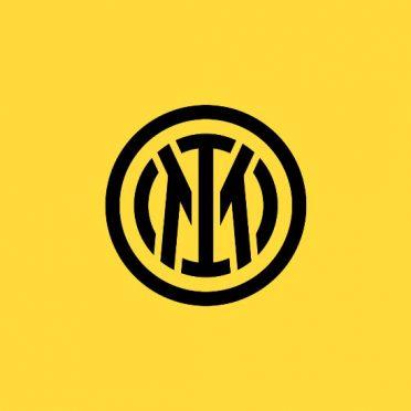 Inter nuovo logo nero e giallo