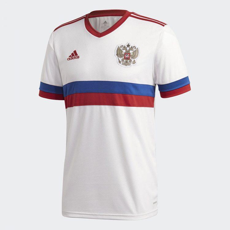 Seconda maglia Russia Europei 2021