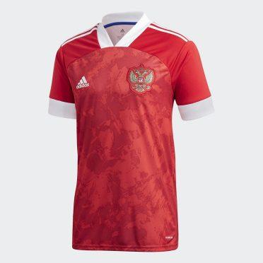 Maglia Russia Europei 2021 Adidas