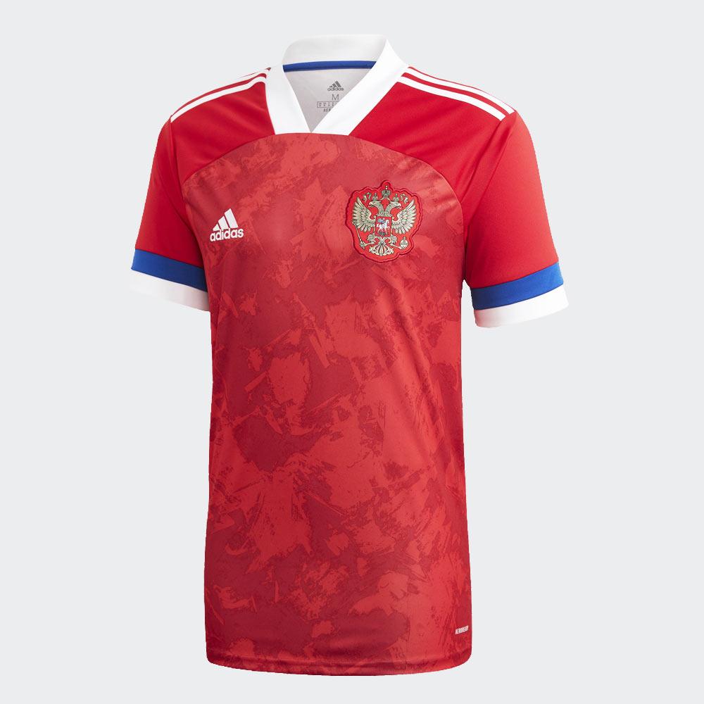 Maglie Russia Europei 2021, le novità firmate Adidas