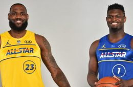 Maglie All Star Game NBA 2021