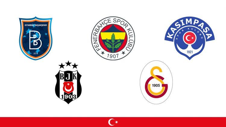 stemmi calcistici club Istanbul