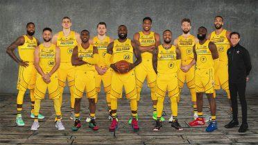 Team LeBron All Star Game 2021