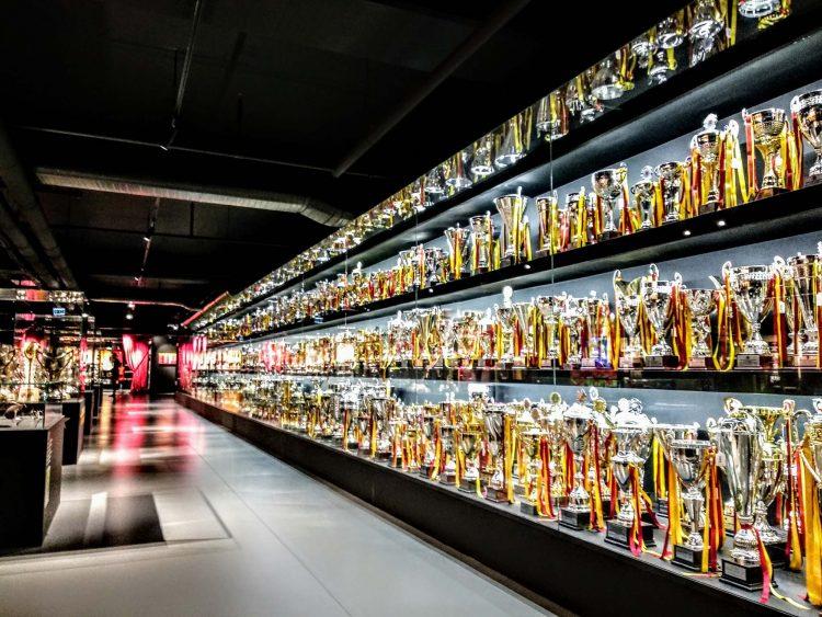 Trofei Galatasaray museo