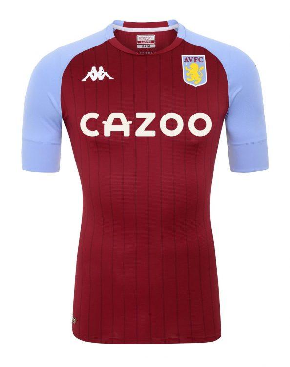 Maglia Aston Villa 2020/21 Home