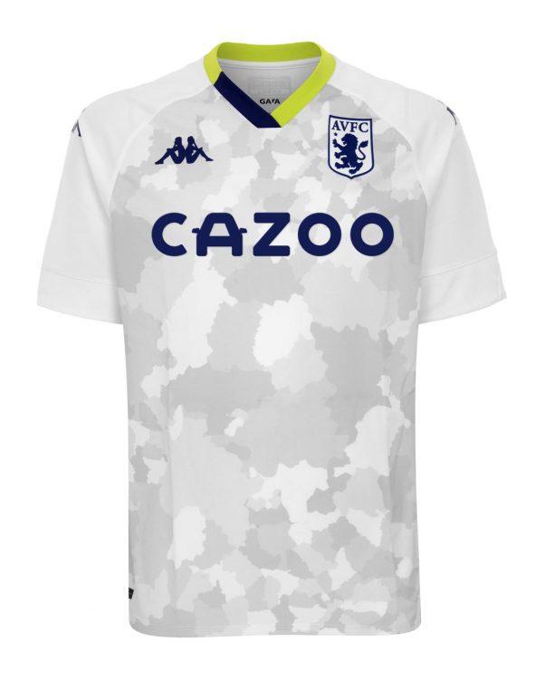 Terza maglia Aston Villa 2020-2021