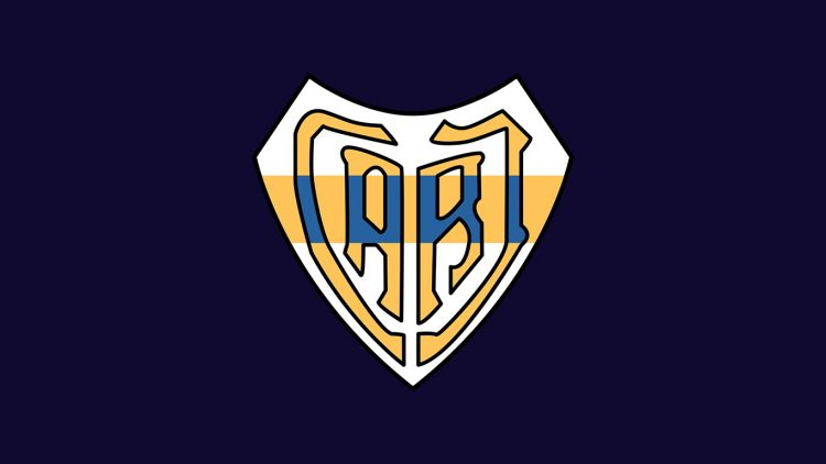 Stemma Boca Juniors 1922-1955