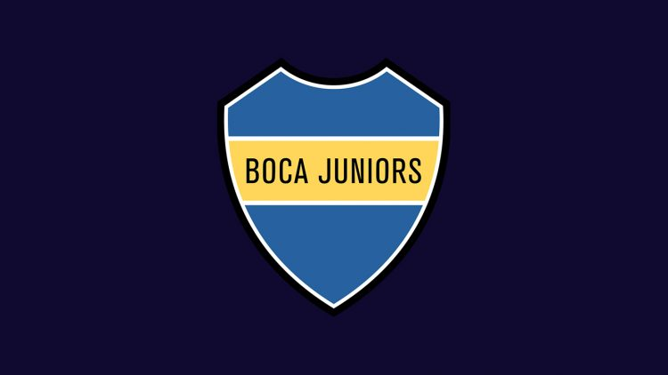 Logo Boca Juniors 1960-1970
