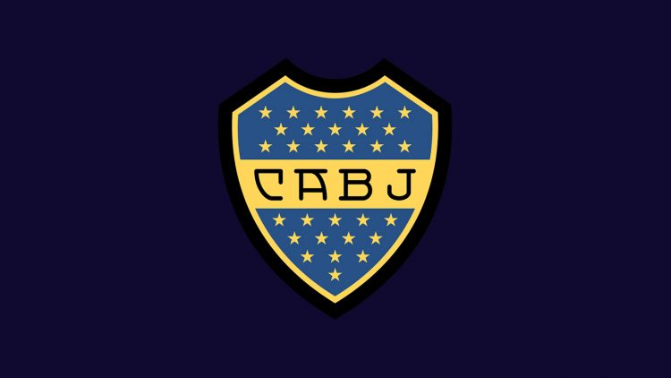 Logo Boca Juniors 1970-1996