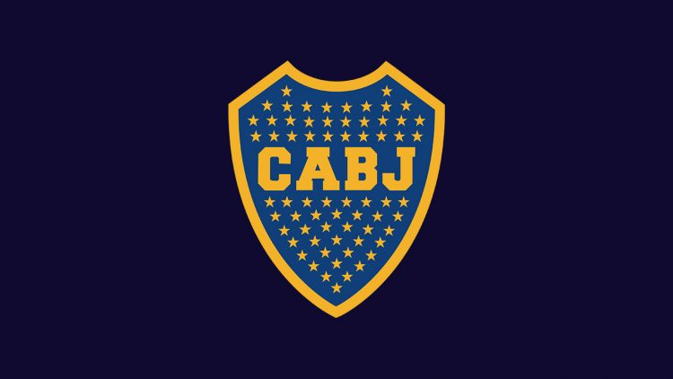 Logo Boca Juniors 1996-2021