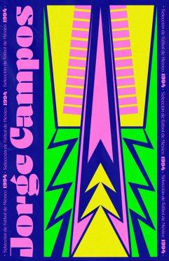 Campos Messico Poster 1994