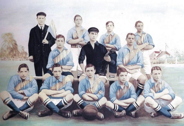 Club Atlético Boca Juniors 1907