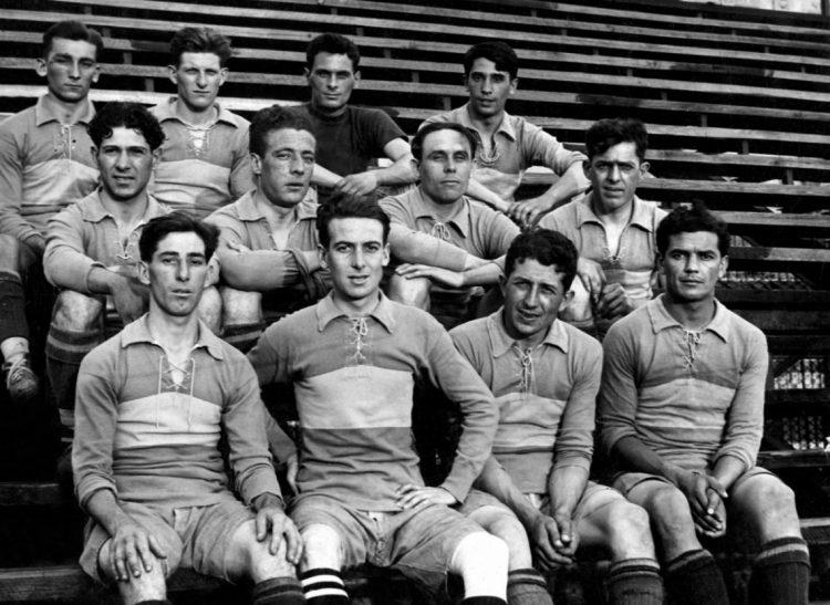 Boca Juniors squadra 1925