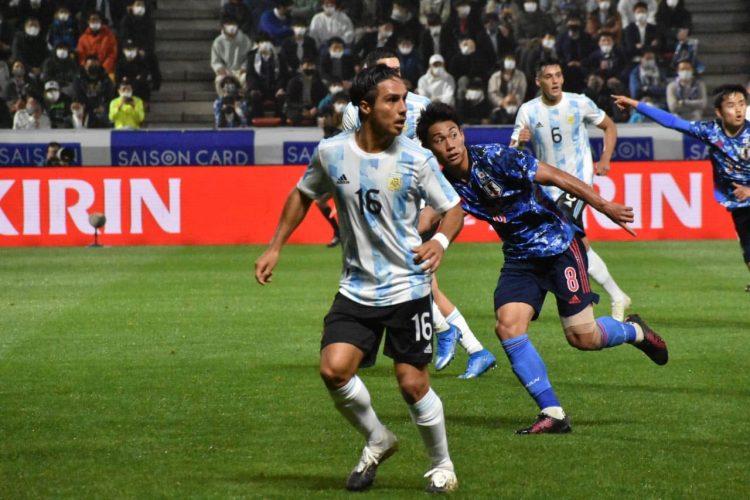 Divisa Argentina 2021 Adidas