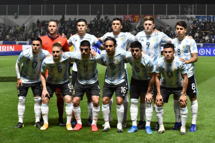 Giappone-Argentina 2021 amichevole