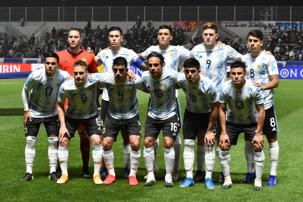 Maglia Argentina Copa America 2021 con le strisce camouflage!