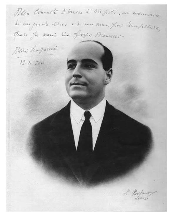 Giorgio Ascarelli fondatore