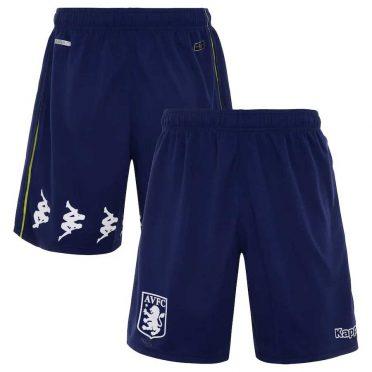 Pantaloncini blu Aston Villa 2020-2021